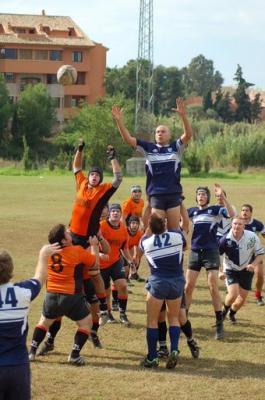 Victoria del Axarquía Rugby en Marbella (Victoria's Rugby Axarquía in Marbella)