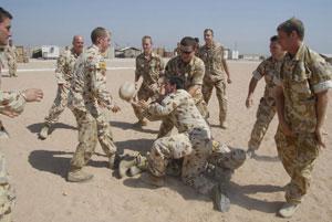 Rugby en Iraq