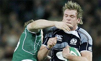 El escocés McLeod dio positivo pero no será sancionado por un error