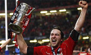 Gales conquista el 6 Naciones con un Grand Slam