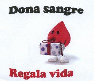 Recordando donación de sangre.