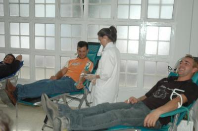 """Donación de Sangre de """"Los Jabalíes"""""""