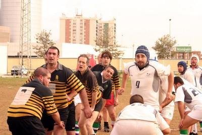 Tortugas, Nuevo Club de Rugby en la Serrania de Ronda