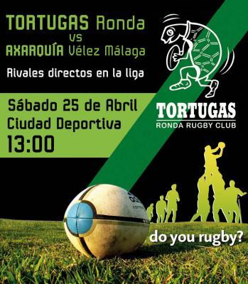 Los Tortugas de _Ronda,  se preparan para la liga...